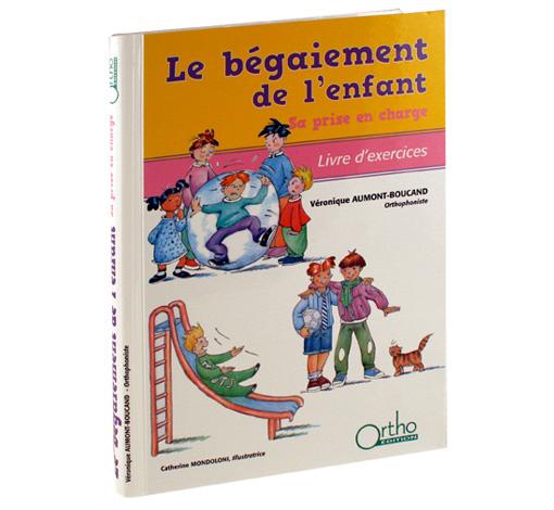 Produits > matériel > le bégaiement de l'enfant : ouvrage