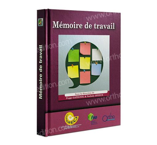 Mémoire de Travail : Actes 2015