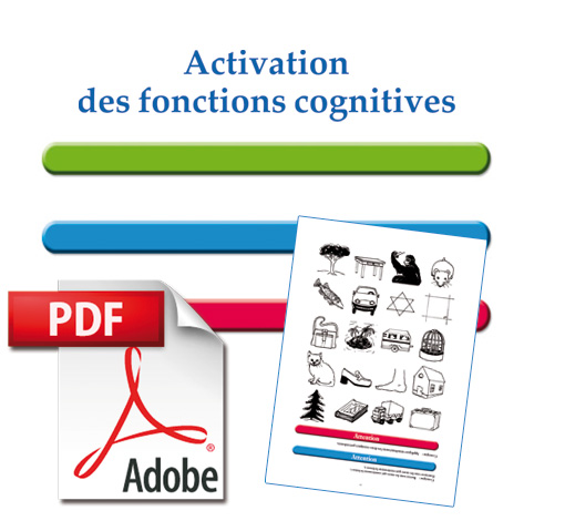 Activation des fonctions cognitives (pdf*)