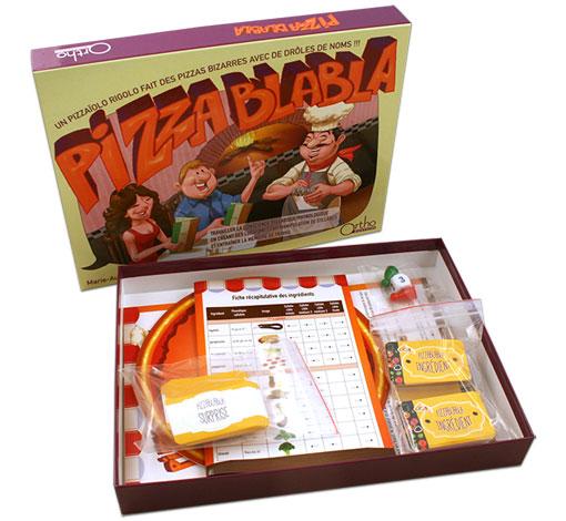 Pizza Blabla