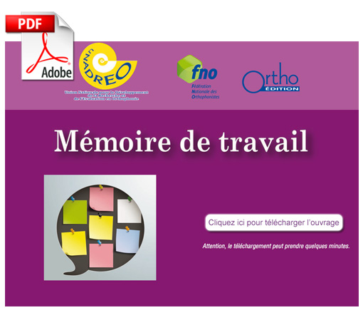 Mémoire de Travail : Actes 2015 (pdf)