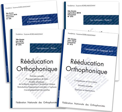 Abonnement à Rééducation Orthophonique