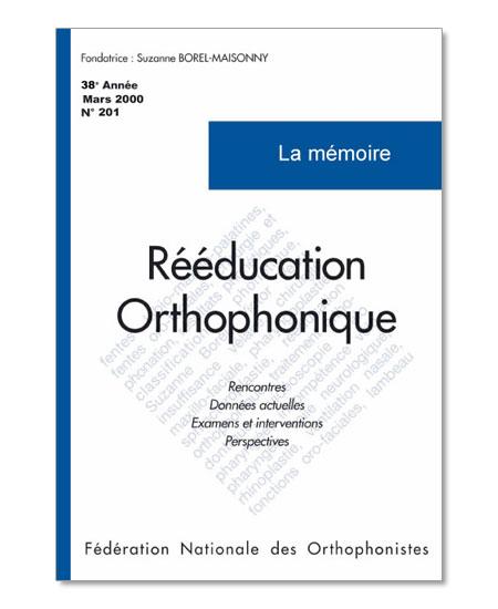 N° 201 - La mémoire (PDF)