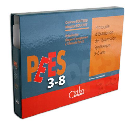 PEES 3-8 et KIKOU 3-8