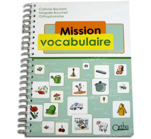 Mission Vocabulaire