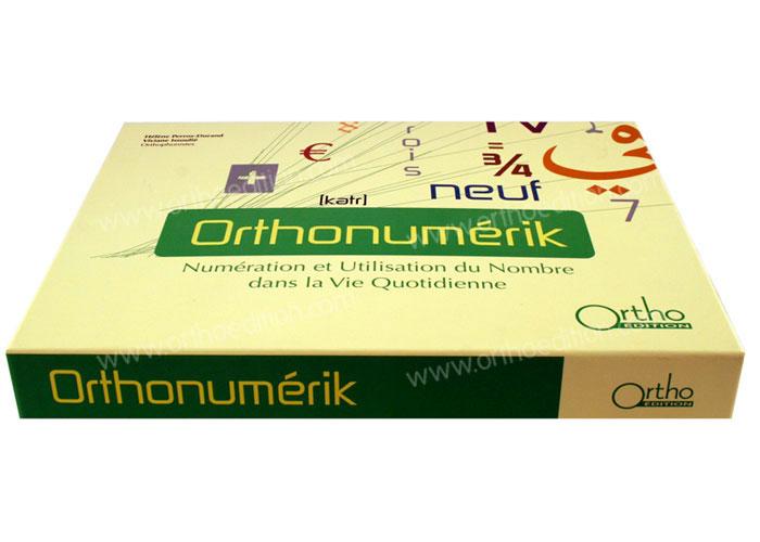 Orthonumérik