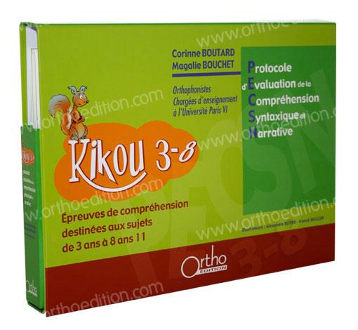 KIKOU 3-8