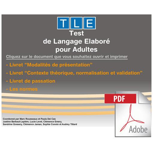 TLE (pdf)