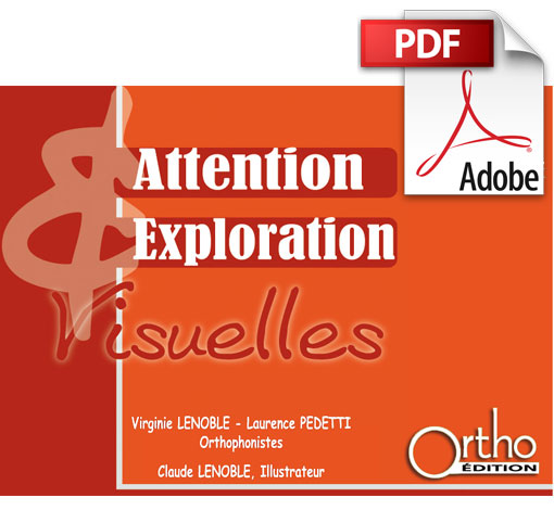 Attention et Exploration Visuelles (pdf)