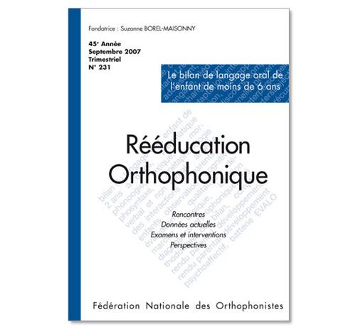 Quelle rencontre test orthophonie