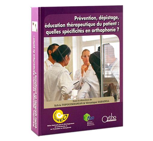 Prévention, dépistage... : Actes 2018