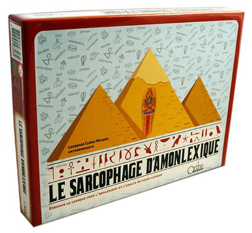 Le sarcophage d'Amonlexique