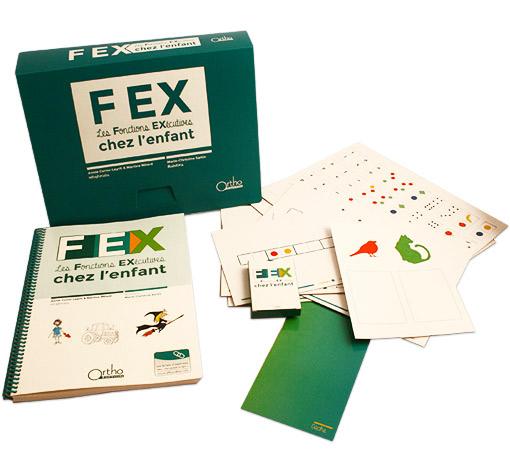 FEX - Les fonctions exécutives chez l'enfant