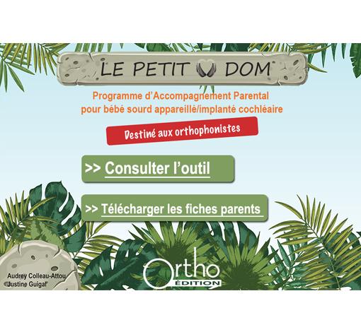Le Petit Dom (pdf)