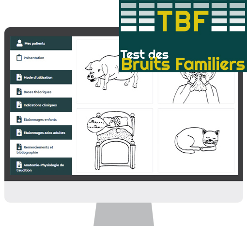 Test des Bruits Familiers