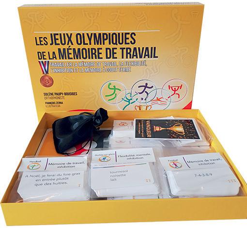 Les jeux olympiques de la mémoire de travail