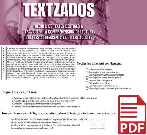 Textzados (pdf)